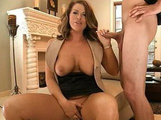 Gorgeous and Sexy Pretty good MILF Gives an Amazing Blowjob