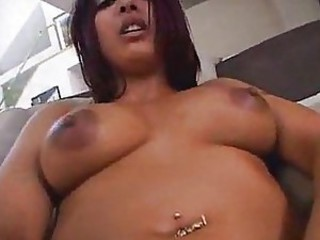 Desi Babe Destiny Gets Creampied