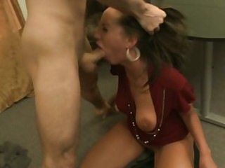 Slutty naked Kelly Divine gets the best fuck she ever wanted and craved for