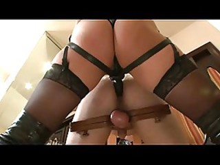 Domme Duo Strapon Dude