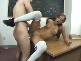 Sexy Veronique Vega gets her pussy stuffed with cock