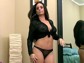 Big Assed Anal Brunette Holly West Gets Banged In Nylon Stockings