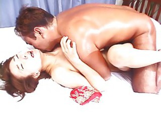 Smarting Japanese MILF