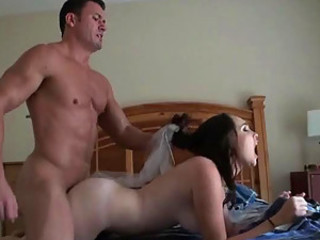 Busty Amateur Brunette Ayden Blue Gets Fucked and Facialized Big Time