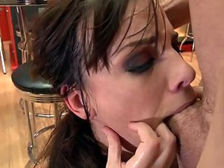 Big Assed Anal Brunette Dana Dearmond Goes Ass To Mouth For a Facial