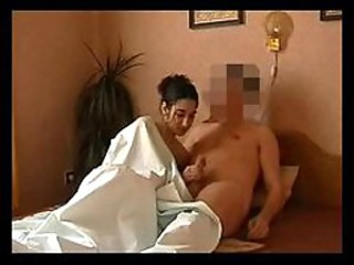 German Guy Fuck Tight Turkish Pussy