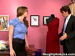 Naughty Office - Kayla Paige