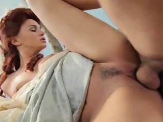 Tori Black sex in costume scene includes anal
