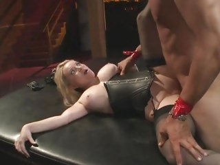 Mistress Aiden Starr gets...