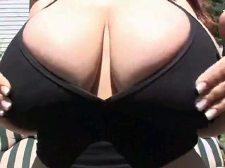 Mom with big tits...