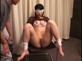 Tied To Chair Forced Orgasm