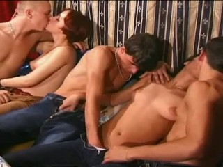 Teenage Groupsex