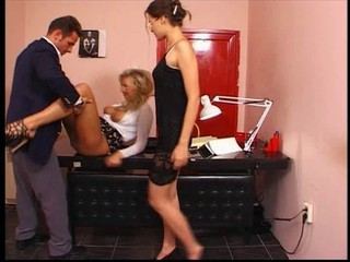Two Secretaries in Anal...