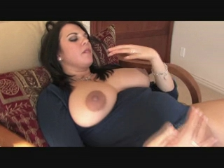 Julie Milks Her Tits And...