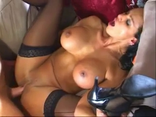 Big boobs fucked on the couch