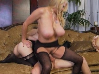 Diverse sex scenes with Hot...