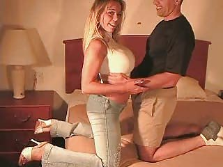 Guy Films His Cuckoldress...