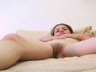 Soft Liana - Stroking herself