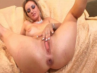 Anal Clit Creampie MILF Natural Pornstar Pussy Shaved