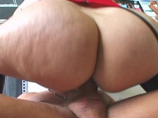 Phat Ass - Culo Enorme - Fetten Arsch Teil.4