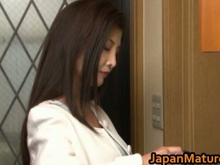 Chisa Kirishima Mature Asian lady shows part3