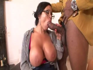 Sienna-Busty Momm Needs Black Cock