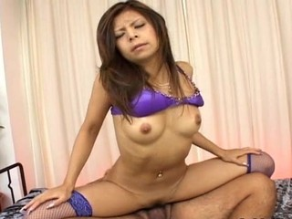 Kana Kawai riding cock like crazy