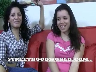 Sexy Latinas first Time Exposed