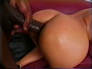 Teen Fucks Massive Black Cocks DP