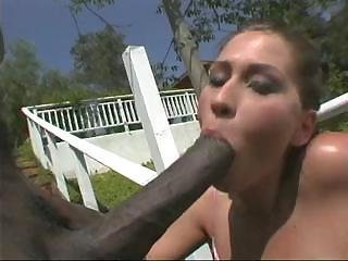 Wonderful Astrid`s Beaver Is Getting Destroyed By African Monster Meat
