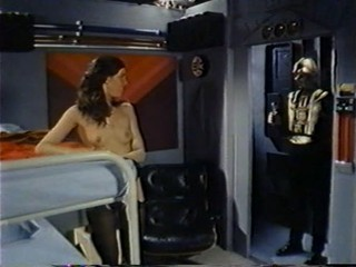 Becky Savage blows C3P0!