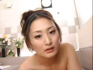 Inviting Japanese Bath 1 Uncensored