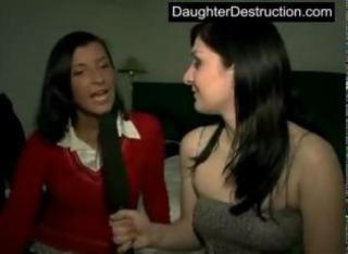 Two Daughters Abused By Old Man