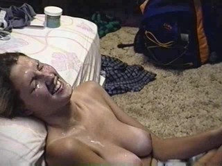 Amateur Facial 159