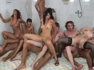 Bisexual Orgy