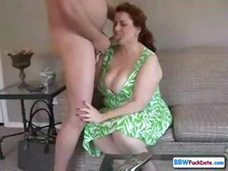 Gorgeous Bbw Mother Fucked Hard