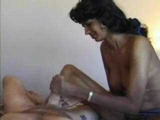 Indian Amateur Gives White Guy A Handjob