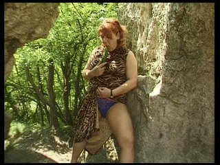 Amateur Sex Videos-fat Busty Toying Her Own Pussy In Outdoor.