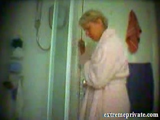 My 53 Years Mom Not Aware Of My Spy Cam