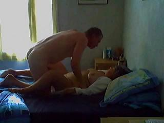 Very Hot Couple Warming Their Bodies Up For A Sexual Intercourse