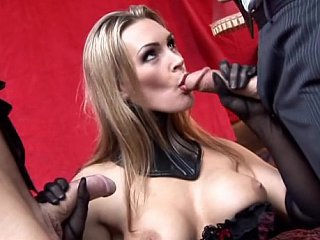Two Dicks In A Mouth, At The Same Time Of Course
