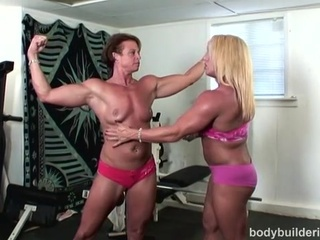 Bodybuilding Porn All round Hot Bush