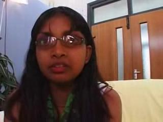 Mint Girl Indian Geeta