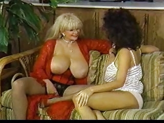 Candy Samples & K, Steward - Bouncing Boobs (vintage...