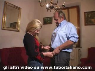 Italian Teen Fucked By Her Uncle