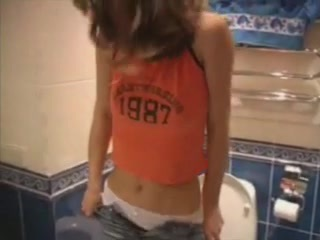 Perverted Guy Recorded Peeing Of His Girlfriends
