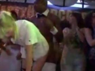 Girls Attack Male Strippers At Sex Party