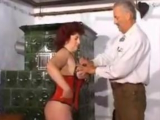 Extreme Milf Mother Granny Kinky Huge Dildos And Biz...