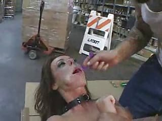 Hot Coition Slave Getting Dominated