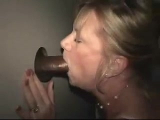 Olf Milf Pays To Swell up Young Dick Through Gloryhole